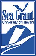 Blue Hawaii Sea grant Logo