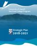 Cover of Hawaii Sea Grant Strategic Plan 2018-21