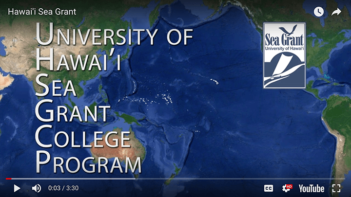 University of Hawai'i Sea Grant College Program