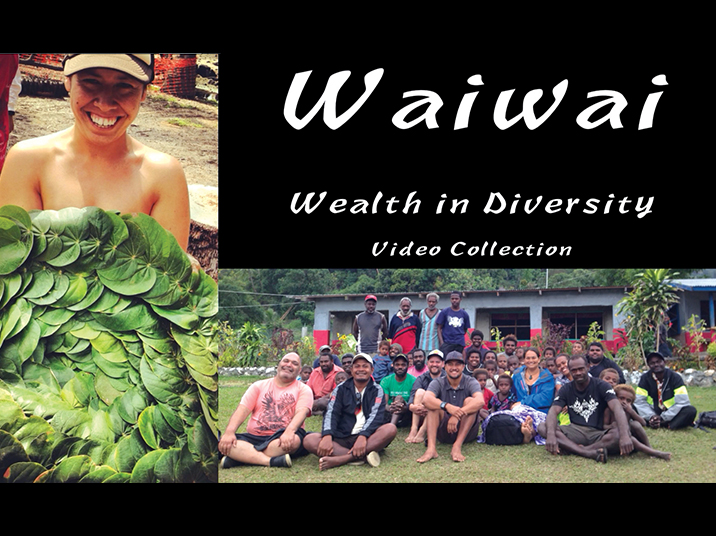 Waiwai: wealth in diversity