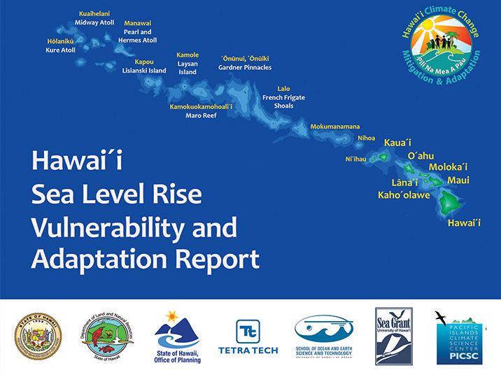 HI Sea Level Rise Vulnerability and Adaptation Report