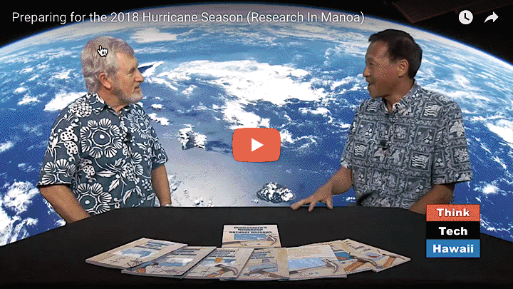 ThinkTech Hawaii: Hurricane Season Preparation
