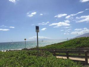 maui sand dunes and accessible beach access