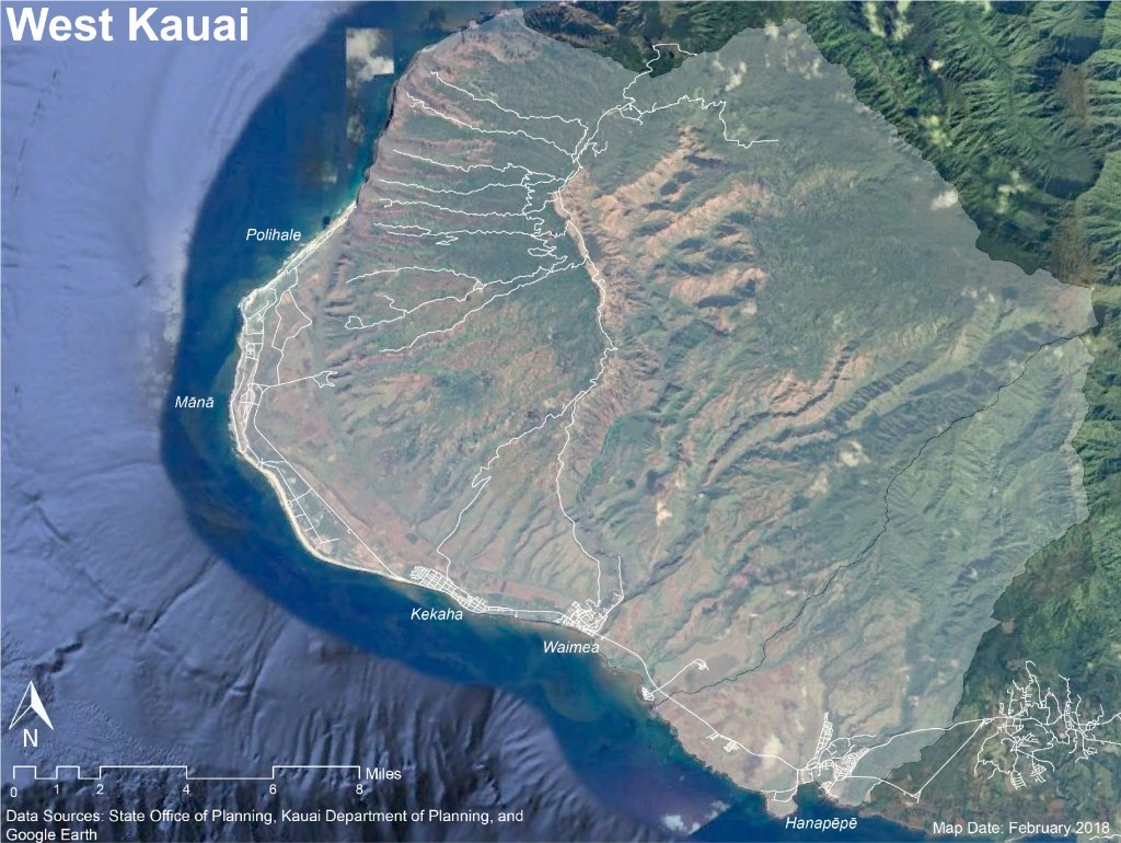 West Kauai