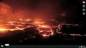 Tracking Lava Flows with the USGS