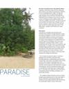 Cesspool located seaward of single family home in Punalu'u being exposed by chronic coastal erosion.