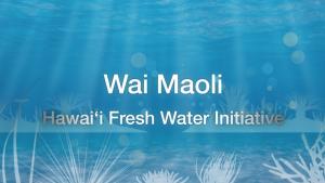 Wai Maoli