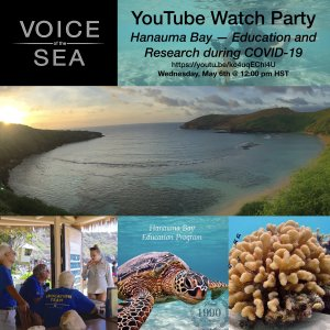 YouTube Watch Party flyer