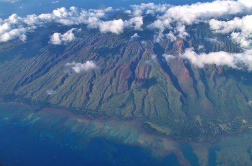 Coral Reef off South West Molokai Coast _ Eric Tessmer