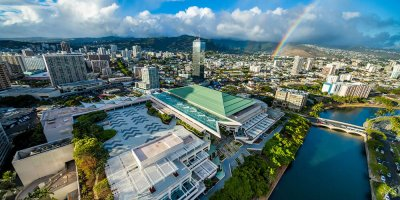 Hawaii Convention Center Green Roof, Hawaiian Legacy Reforestation Initiative