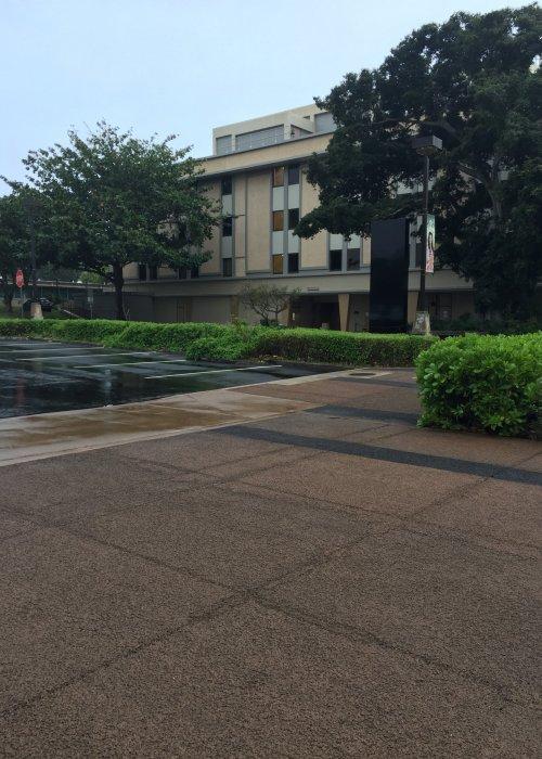 Pervious Pavement-University of Hawaii