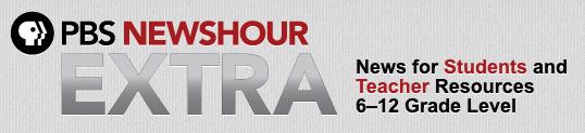 PBS News Hour EXTRA logo