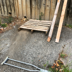 Trash removed from Pālolo Stream