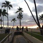 Stormwater Outfall at Waikiki Beach