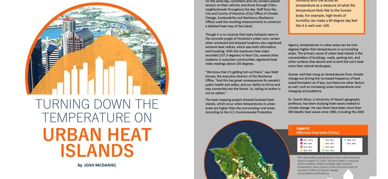 3 Ka Pili Kai Kau 2021-Urban heat