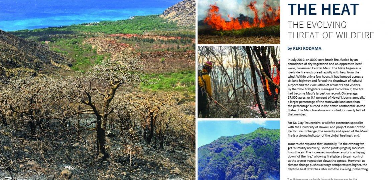 6 Ka Pili Kai Kau 2021-Wildfires